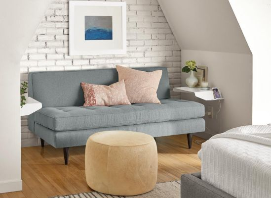 Small Space Ideas & Solutions - Room & Board