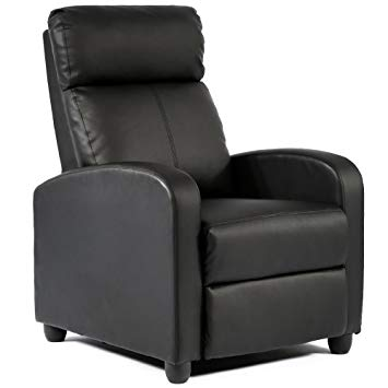 Amazon.com: BestMassage Recliner Accent Club Chair Single Sofa Couch