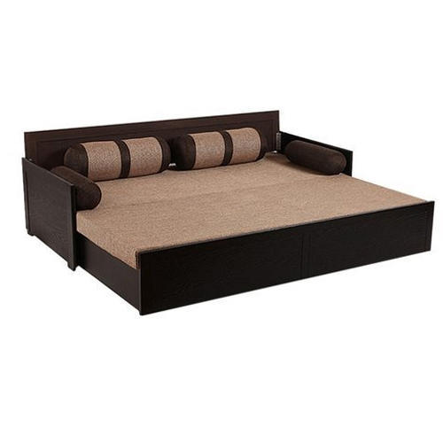 Wooden Sofa Cum Bed at Rs 1800 /piece | लकड़ी का सोफा