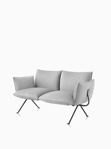 Magis Officina Sofa u2013 Lounge Seating u2013 Herman Miller
