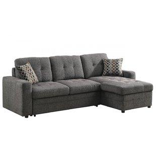Sofa Chaise With Storage | Wayfair