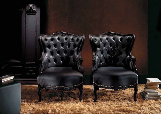 Ascensión Latorre | Luxury Sofas and Armchairs