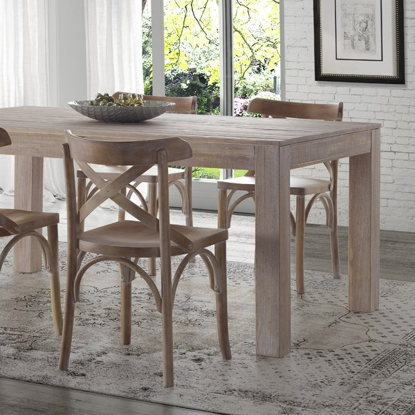Grain Wood Furniture Montauk Solid Wood Dining Table & Reviews | Wayfair
