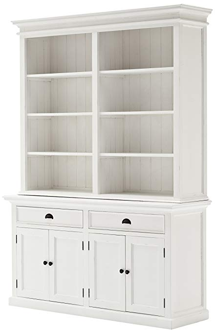 The hutch for stylish storage