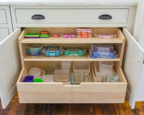 FreshDirect | Houzz's Favorite Kitchen Storage Ideas