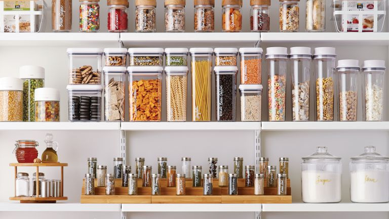 10 practical pantry storage ideas | Real Homes