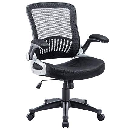 Amazon.com: Kerms Ergonomic Adjustable Swivel Office Chair With
