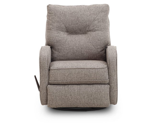 Amelia Swivel Recliner - Furniture Row