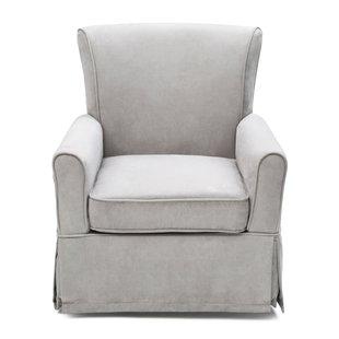Swivel Rocker Club Chair | Wayfair