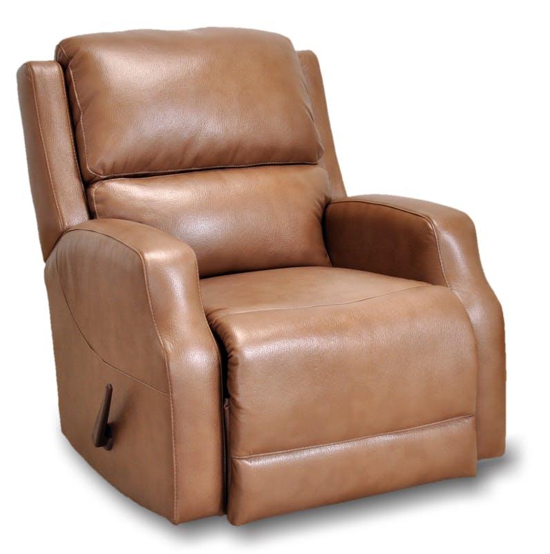 Franklin Living Room Swivel Rocker Recliner 4501-01 - New Look