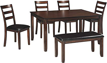 Amazon.com - Ashley Furniture Signature Design - Coviar Dining Room
