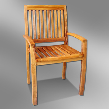 Modern Outdoor Teak Chair - Sumatra Design - Buy Outdoor Furniture