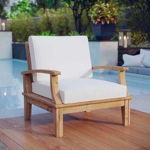 Teak Patio Chairs | Wayfair