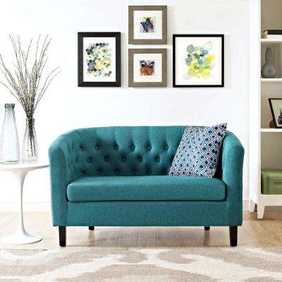 Teal - Sofas & Loveseats - Living Room Furniture - The Home Depot