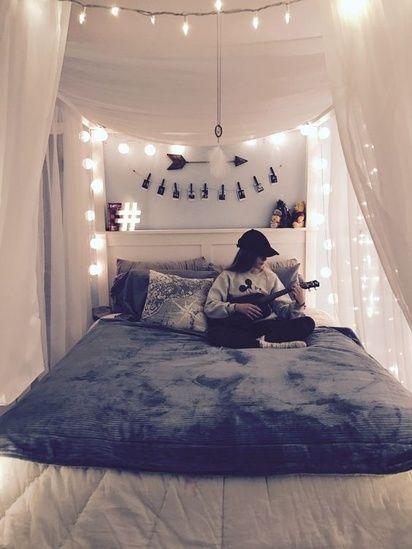 Teen Bedroom Ideas - Teen Girls Room Inspiration #goals #ShopStyle
