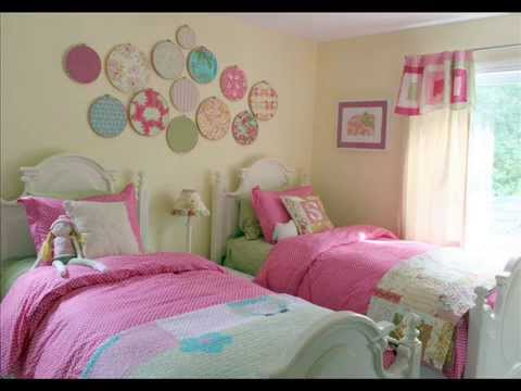 Girls Bedroom Decorating Ideas | Toddler Girl Room Decorating Ideas