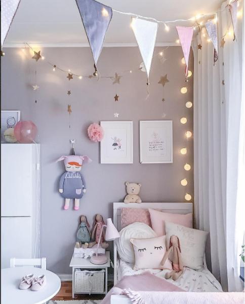 Lights for Camila's room. | Shais Room | Pinterest | Girl room