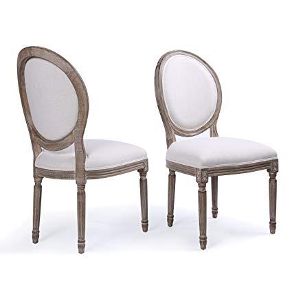 Amazon.com - Belleze Set of (2) Classic Elegant Traditional