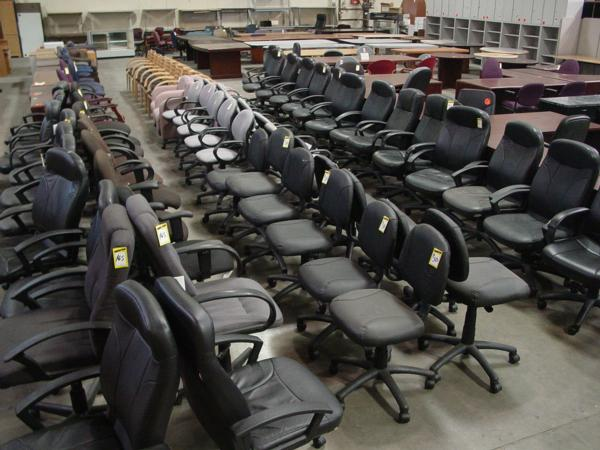 Hoppers Office Furniture - Used Office Chairs