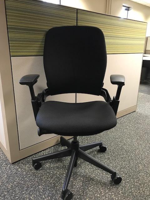 Steelcase Leap V2 Task Chairs u2014 OEB | Used Office Furniture Minneapolis
