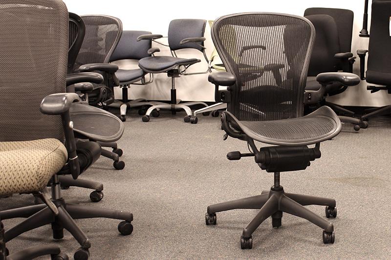 Used Office Furniture Houston and Bayou Vista, Texas