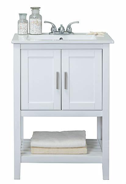 Legion Furniture WLF6020-W Sink Vanity 24