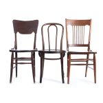 The Various Vintage Chairs