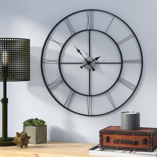Wall Clocks You'll Love | Wayfair