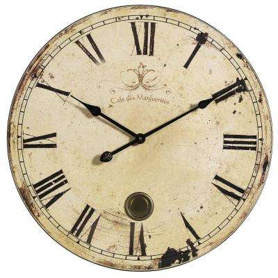 Rustic - Wall Clocks - Clocks - The Home Depot