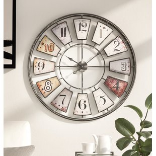 USING WALL CLOCKS AS DECORATIVE TOOL