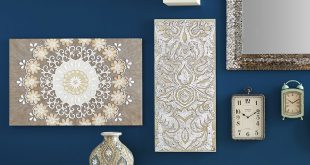 Mirrors & Wall Décor: Clocks, Wall Art & Decorations | Pier 1 Imports