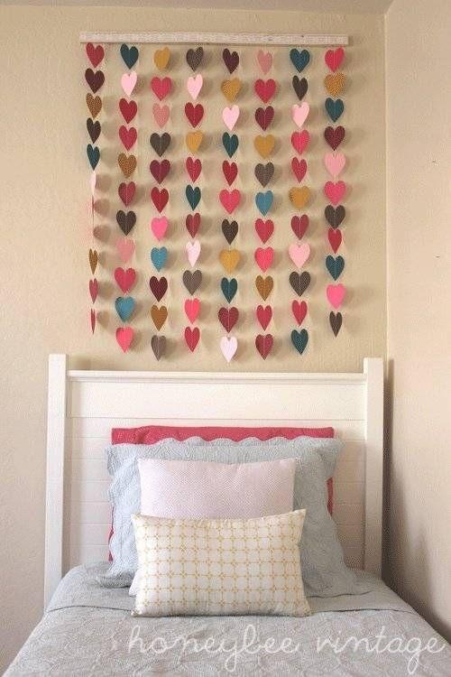 21 Stunning Wall Decor Ideas | {Home} Kids Rooms | Pinterest