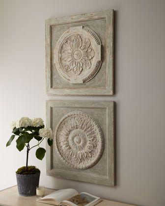 Decorative Wall Plaques Art Designs Medallion At Decorative Wall