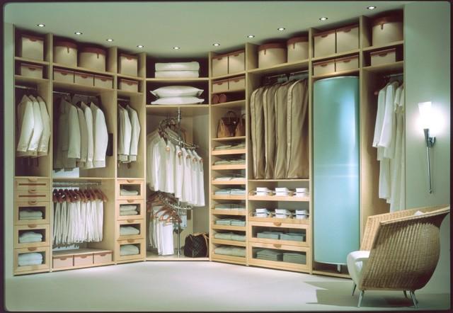 Wardrobe Ideas - Contemporary - Closet - Los Angeles - by Studio