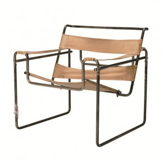 The Wassily Chair By Marcel Breuer u2014 Gentleman's Gazette
