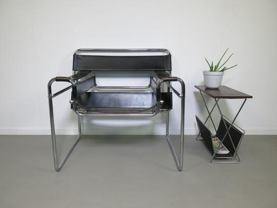 Wassily chair - Marcel Breuer - ST1076 - De Spot