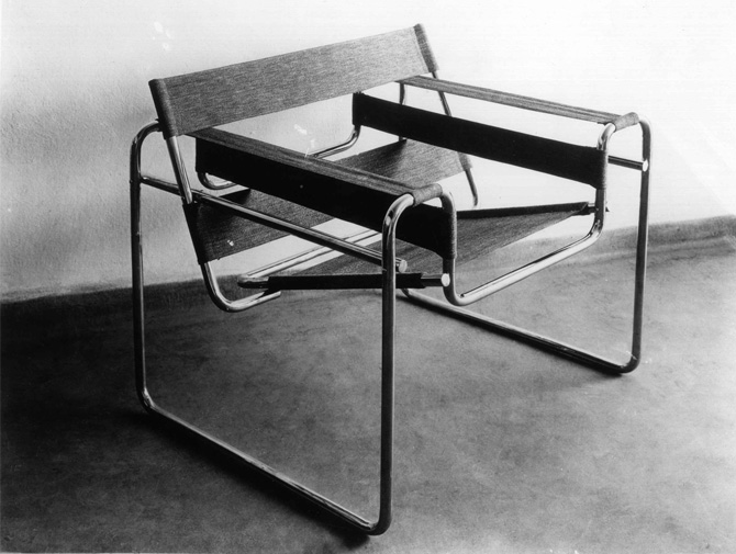 Knowing the unique wassily chair