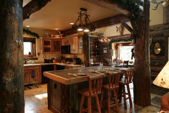 Home Decor Idea With Western Home Decorating Ideas Kitchen Layout