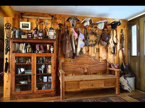Western Décor Collection | Western Home Decor Ideas - YouTube