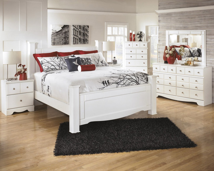 Ashley Weeki Bedroom Collection