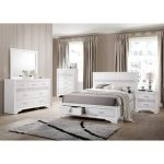 Essentials of White Bedrooms set