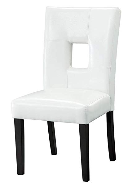 Amazon.com - Coaster Home Furnishings CO-103612WHT Dining Chair