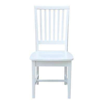 Dining Chair - White - Dining Chairs - Kitchen & Dining Room