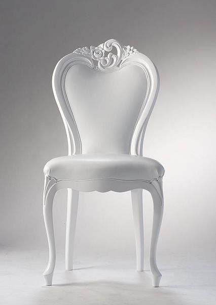 white #chair | Purely White in 2019 | Pinterest | Chair, Sofa chair