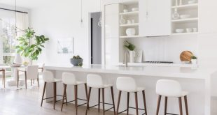 40 Best White Kitchen Ideas - Photos of Modern White Kitchen Designs