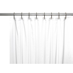 Modern White Shower Curtains | AllModern