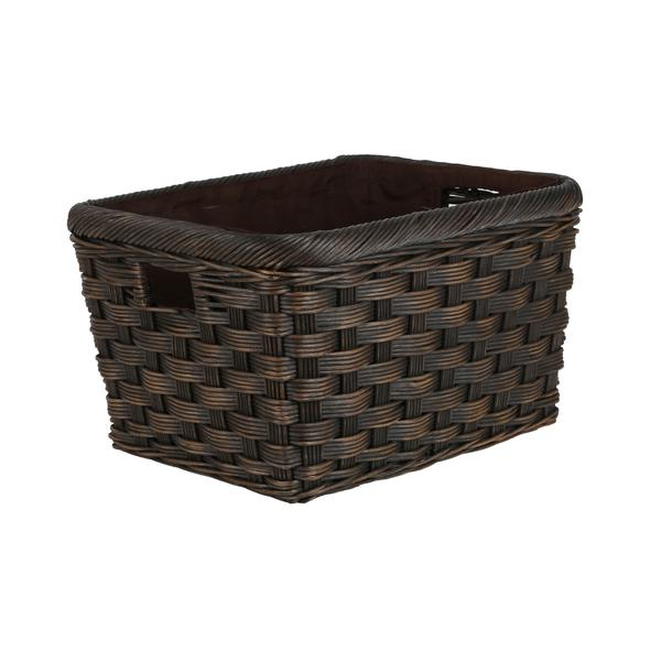 Jumbo Wicker Storage Basket - The Basket Lady