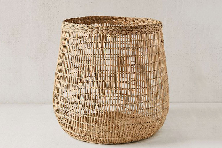 23 Wicker Storage Baskets That Look Like Decor - 2018