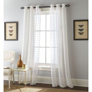 Bedroom Window Curtains | Wayfair