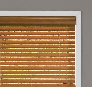 Simple Wood Blinds for Less | JustBlinds